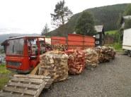 La découpe du bois